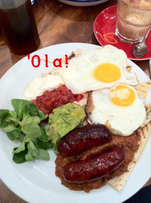 'Ola Eggs